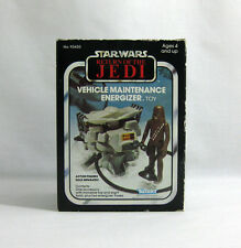 Nuevo 1983 Vintage Star Wars ✧ vehículo mantenimiento Energizer ✧ Kenner Rotj sin usar y en caja sellada