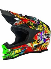 Motorrad-Helme aus Polyester Offroad M (57)