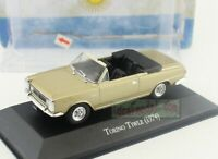 1/43 Scale TORINO TIWLE 1974 Diecast Model Has Flaw