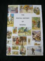 THE POSTAL HISTORY OF NIGERIA by EDWARD B PROUD