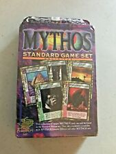 NEW Mythos Standard Collectible Card Game Set Unlimited H.P. Lovecraft Chaosism