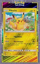 Pikachu Reverse - SL4:Invasion Carmin - 30/111 - Carte Pokemon Neuve Française