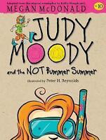 Judy Moody and the NOT Bummer Summer, McDonald, Megan, Very Good Book