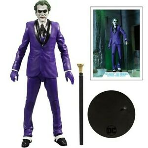 "DC Multiverse Three Jokers Wave 1The joker The Criminal  7"" Figure Presale 10.21"