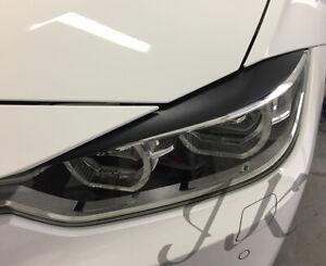 Fits BMW 3-Series F30/F31 Eye Brows Head Light Cover Set