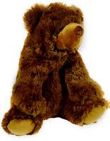TRUFFLE THE BROWN BEAR - 340-624 REALISTIC CUTE SOFT ANIMAL CUDDLY PLUSH TEDDY