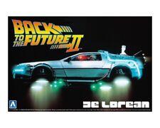 AOSHIMA 011867 De Lorean Back To The Future PART 2 1/24 KIT
