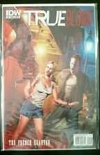 True Blood: French Quarter #2 2a Cover A (IDW Comics) Comic Book - NM