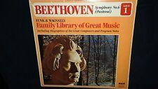 BEETHOVEN, SYMPHONY NO. 6 (PASTORAL) VINYL LP, *MINT, SEALED* Royal Philharmonic