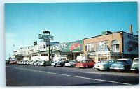 *Hackney's Seafood Restaurant Atlantic City New Jersey NJ Vintage Postcard B58