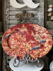Large Sabyasachi Pottery Barn Platter