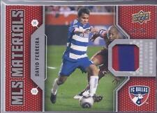 2011 MLS Premium Materials Jersey David Ferreira #/50