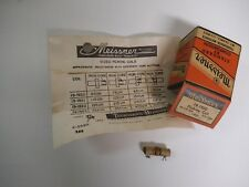 Vintage Meissner Radio Coil NOS, Peaking Coil 19-1920, 65-115 HH