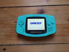 Game Boy Advance mit AGS-101 Mod und RetroSix Gehäuse