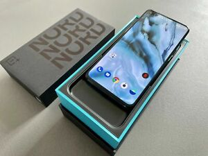 OnePlus Nord - 12-256GB - 5G Blue Marble (Sbloccato) Dual SIM AC2003 + 3 cover