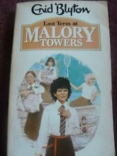 The Last Term at Malory Towers,Enid Blyton