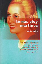 TOMAS ELOY MARTINEZ - SANTA EVITA - PAVILLONS POCHE / ROBERT LAFFONT