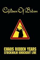 "CHILDREN OF BODOM ""CHAOS RIDDEN YEARS..."" DVD NEW!"