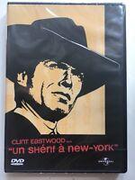 Un shérif à New-York DVD NEUF SOUS BLISTER Clint Eastwood