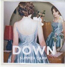 (DD986) Summer Camp, Down - DJ CD