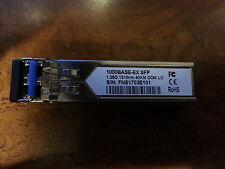 NEW GLC-EX-SMD Cisco 100% Compatible 3 Year Warranty 1000BASE-EX SFP 40KM