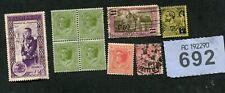 Set stamps Monaco