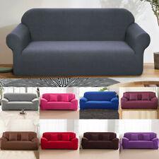 Cubre sofá Impermeable Estiramiento Elástico Slipcover Protector sofá de 1/2/3/4 asientos