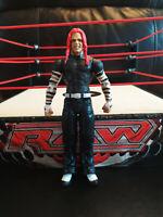 JEFF HARDY BATTLE PACK SERIES WRESTLEMANIA 35 MATTEL WRESTLING BASIC FIGURE WWE