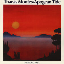 Krakatau - Tharsis Montes EP (Vinyl LP - 2016 - EU - Original)