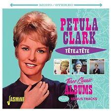 Petula Clark - Tete A Tete: 3 Classic Albums Plus Bonus Tracks [New CD] Bonus Tr