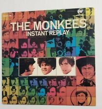 The Monkees ‎– Instant Replay LP - RNLP 146
