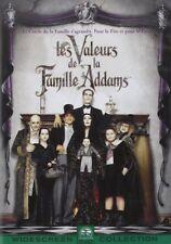 DVD *** LES VALEURS DE LA FAMILLE ADDAMS ***  ( neuf sous blister )