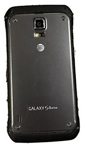 Samsung Galaxy S5 Active SM-G870A - 16GB - Ruby Red (Unlocked) Smartphone