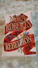 Nora Roberts - REBELLION - MacGregor Family Roots - Book 6 - Paperback