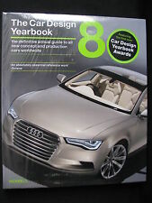 Merrell Book The Car Design Yearbook 8 (2008-2009) (English)