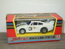 Porsche 935 77 Turbo - Bandai Japan in Box *33221
