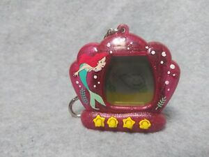 Disney The Little Mermaid Tamagotchi Giga Pets Virtual Pet Thinkway Tested