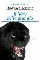 Il libro della giungla Rudyard Kipling Crescere Edizioni LIBRO Nuovo