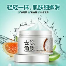 Facial Cleanser Natural Exfoliator Exfoliating Whitening Brightening Peeling New