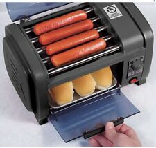 Coney hot dog roller countertop Ball Park Franks
