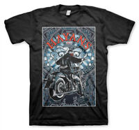 Mayans M.C. EZ Poster Official Sons of Anarchy Black Mens T-shirt