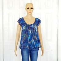 New Zac & Rachel Womens Stitch Fix Shirt Blouse Top Sz S