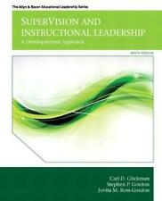 SuperVision and Instructional Leadership 9e Global Edition