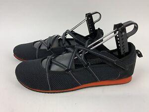 Clarks Privo 64696 Black Cross Strap Shoes Womens US 8.5 M Lightweight Comfort