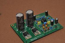 STEREO PHONO RIAA AMPLIFIER NE5532 DIY PREAMPLIFIER AUDIO DIY FULLY PCB