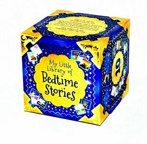 MY LITTLE LIBRARY OF BEDTIME STORIES 10 BOOK PAPERBACK COLLECTION BOXED NEW
