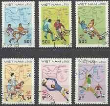 Timbres Sports Football Viet Nam 359/64 o lot 2629