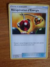 CARTES POKEMON  X4 RECUPERATION D ENERGIE 59//73 LEGENDE BRILLANTES VF NEUF SL3,5