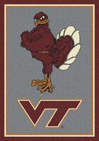 "4x6 Milliken Virginia Tech Hokies NCAA Spirit Area Rug - Approx 3'10""x5'4"""