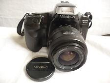 Camera  MINOLTA DYNAX 300si 35-70mm lens ... D3